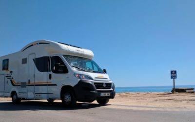 RV-tripping Spain: Coastal campgrounds, classy caravans