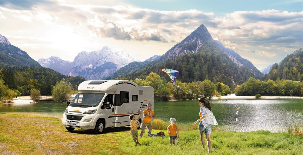 De Internationale Camper en Caravan Beurs Barcelona 2018