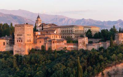 L'est d'Espanya i Andalusia