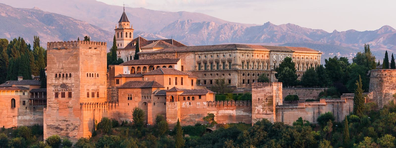 Este de Espana y Andalucia