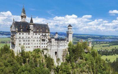 La Selva Negra y l' Alsàcia