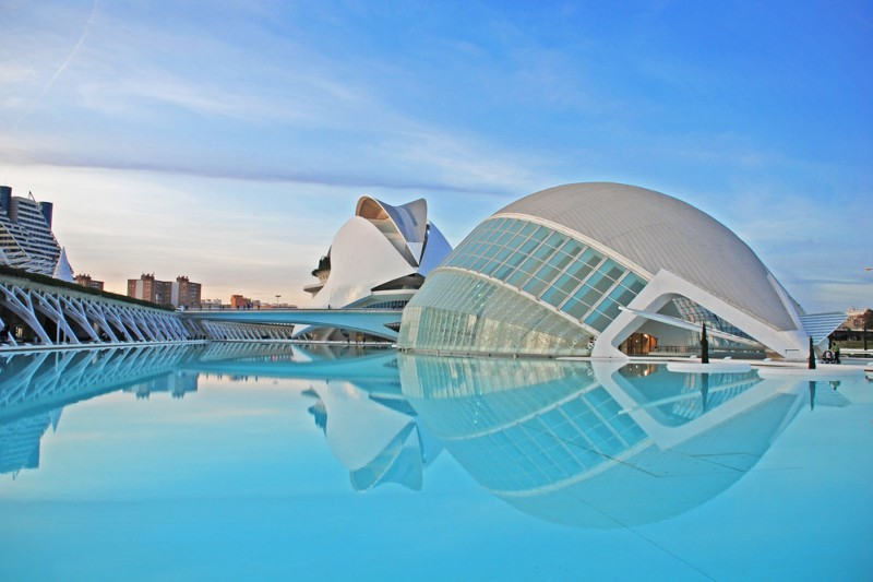 Valencia by campervan