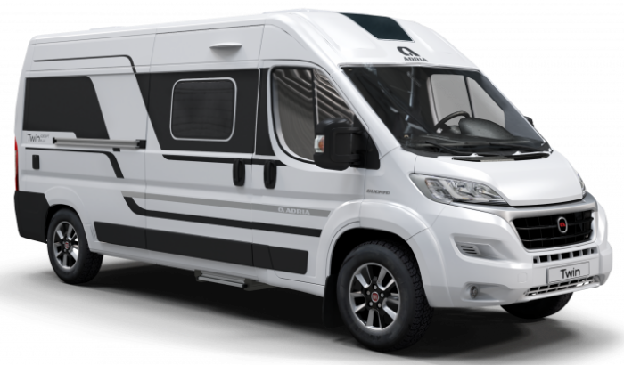Twin Plus camper Orsonrent