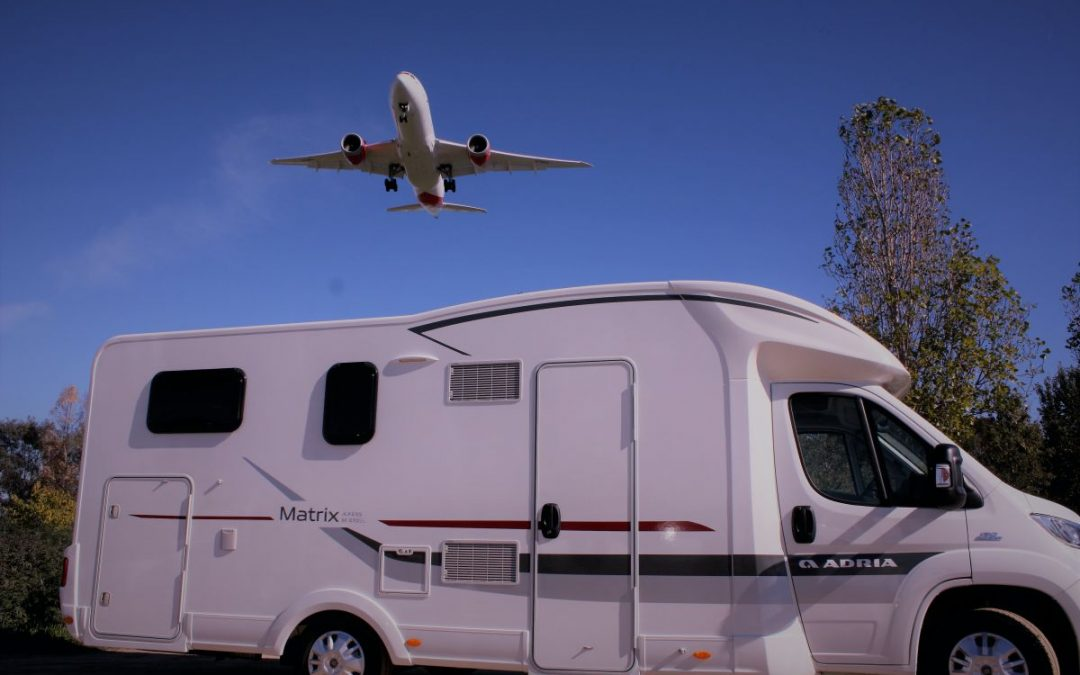 Fly-drive campervan holiday from Barcelona Airport