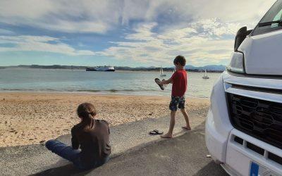 Anar de vacances en autocaravana per Espanya en el 2021